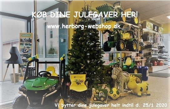 John Deere julegaver
