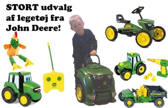 John Deere legetøj