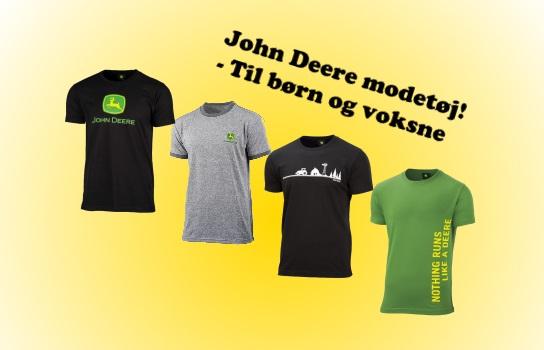 John Deere Modetøj
