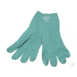 Handsker grøn nitril solve