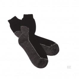 Skagen grå/sort sokker