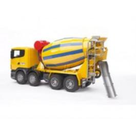 Scania betonkanon