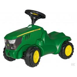 John Deere push tractor