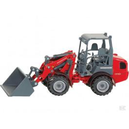 Weidemann traktor med læsser