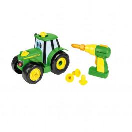 John Deere byg en traktor