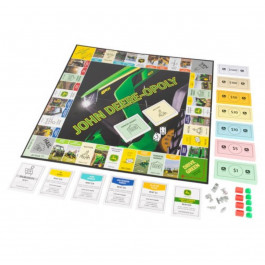 """JOHN DEERE-OPOLY """"Collector´s Edition"""""""