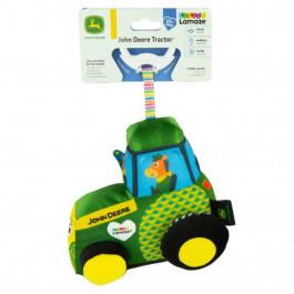 John Deere Lamaze Traktor Clip & Go