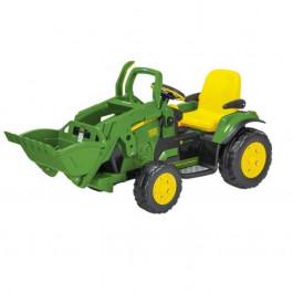 John Deere Loader el-traktor m. frontlæsser