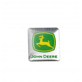 John Deere nål gul og grøn