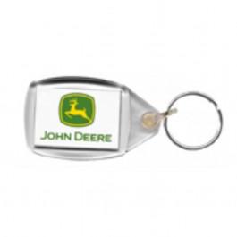 John Deere nøglering