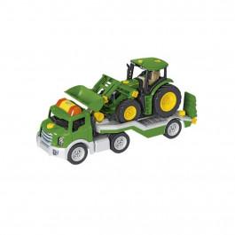 John Deere lastbil med traktor - byg selv