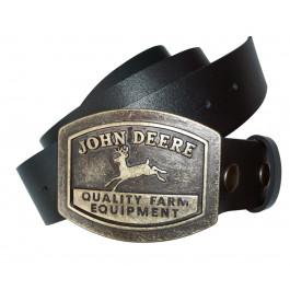 John Deere læderbælte