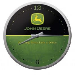 John Deere vægur med logo