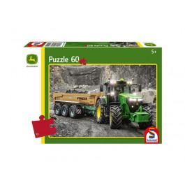 Puslespil John Deere Traktor 7310R