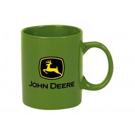 John Deere krus grøn