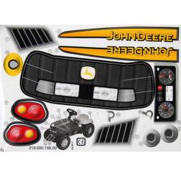 John Deere Klistermærker til Pedeltraktor 6210R