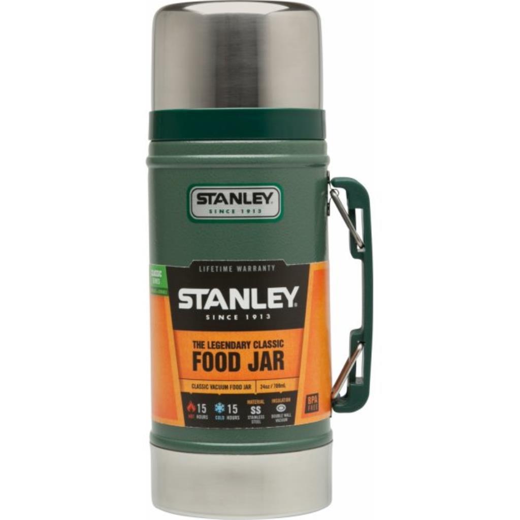 Stanley termokande 0,7 L - grøn