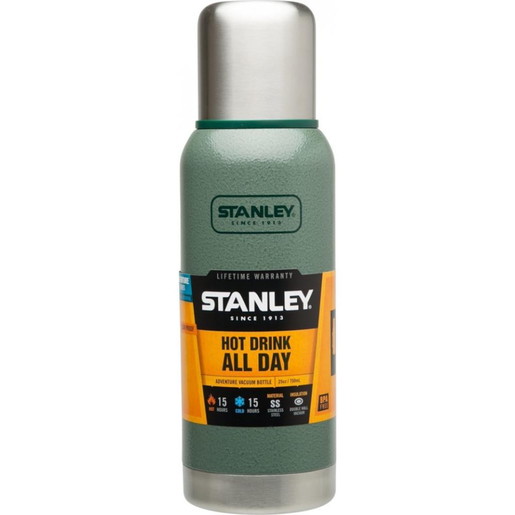 Stanley Adventure termokande 0,75 L - grøn