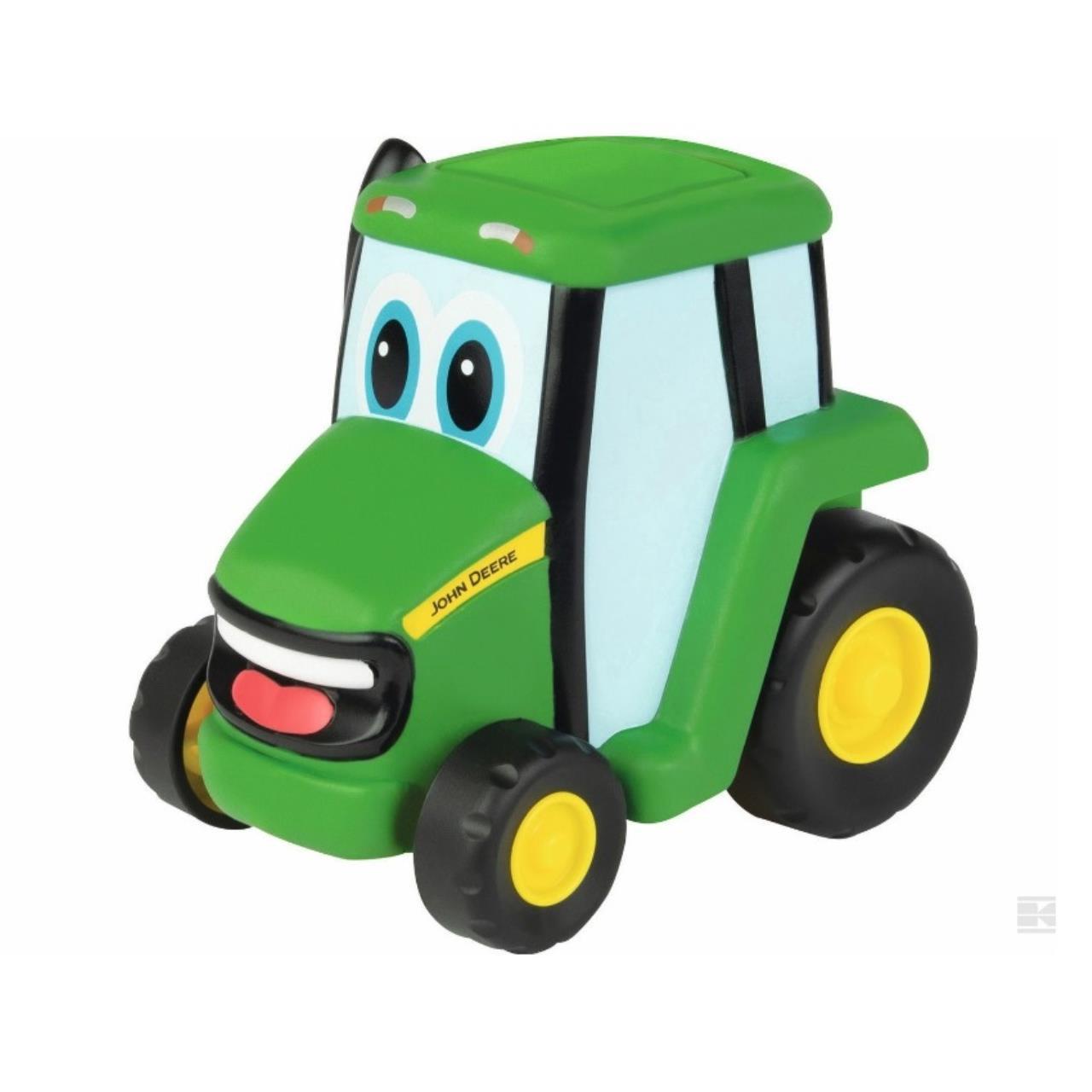 Skub og kør Johnny Traktor