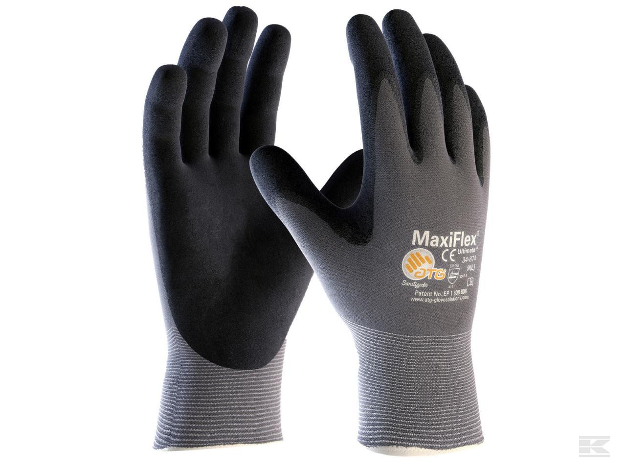 MaxiFlex 34-874 montagehandske