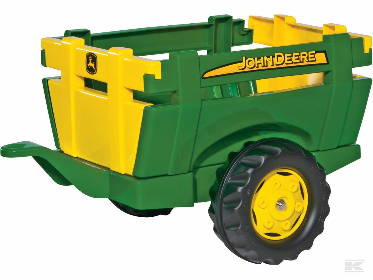 Farm trailer J.D.