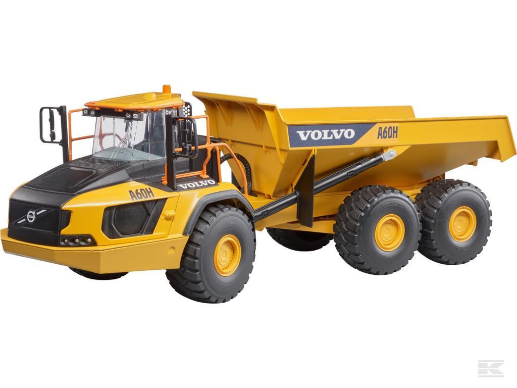 Dumper Volvo A60H 1:16