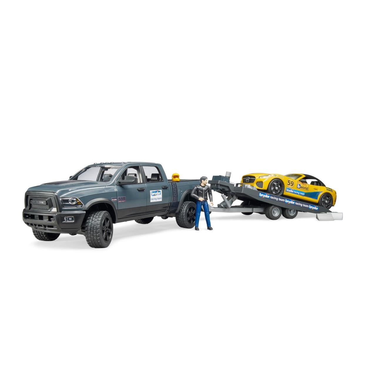 RAM 2500 Power Wagon med Brude