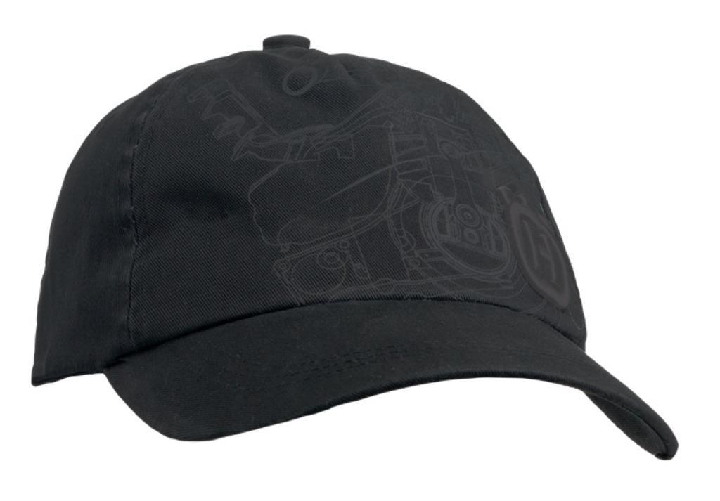 Husqvarna Kasket, Granitgrå