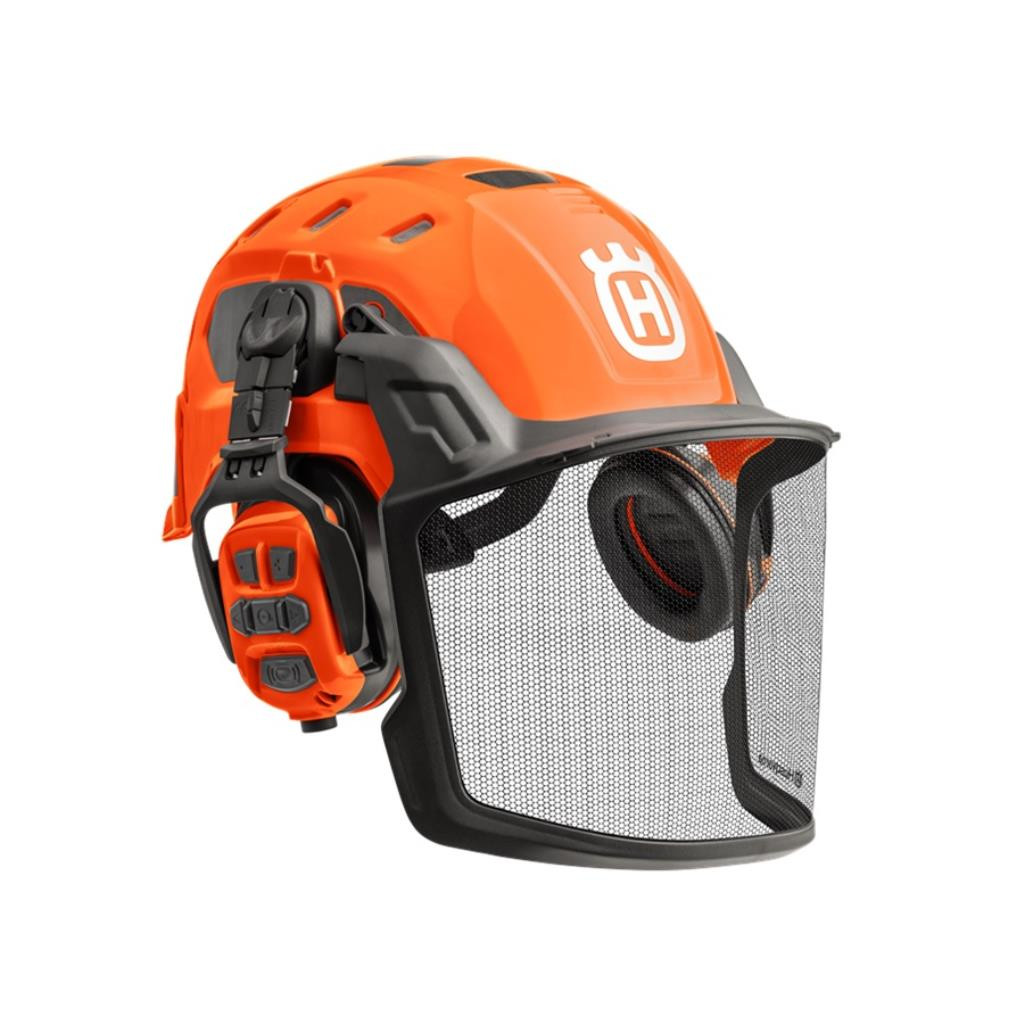 Husqvarna Technical skovhjelm m. bluetooth