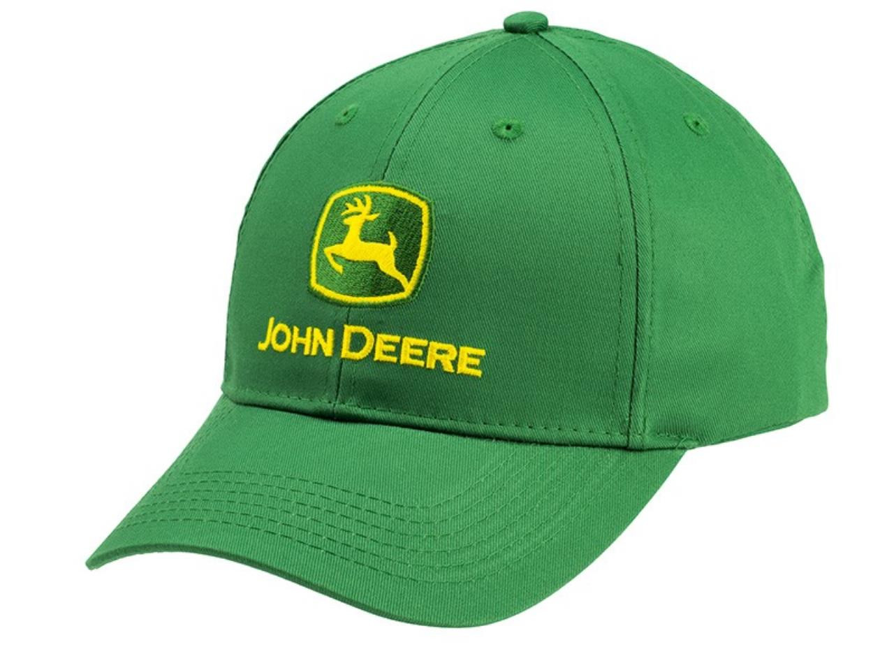 John Deere Trademark grøn kasket