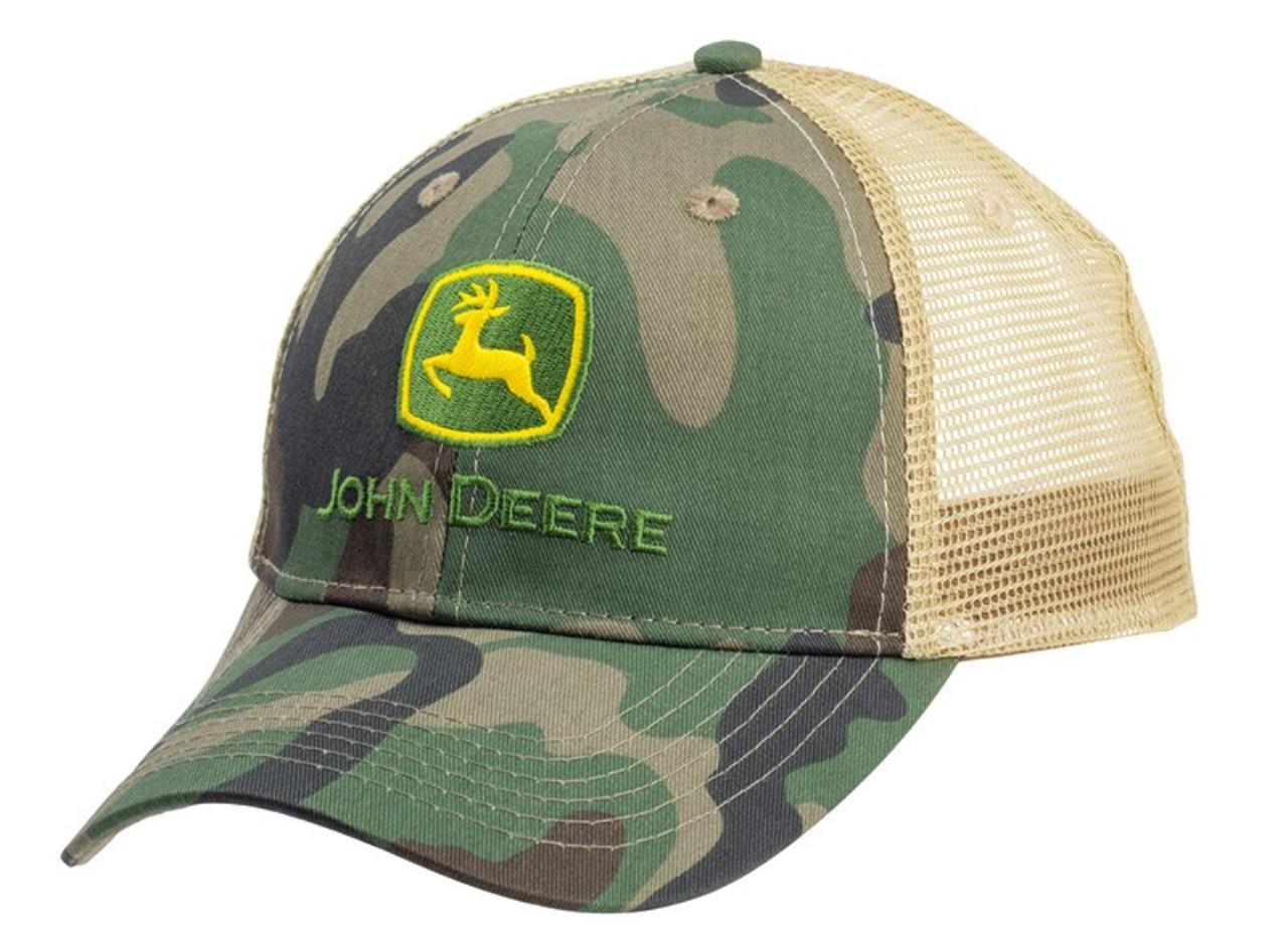 John Deere camoflage kasket net