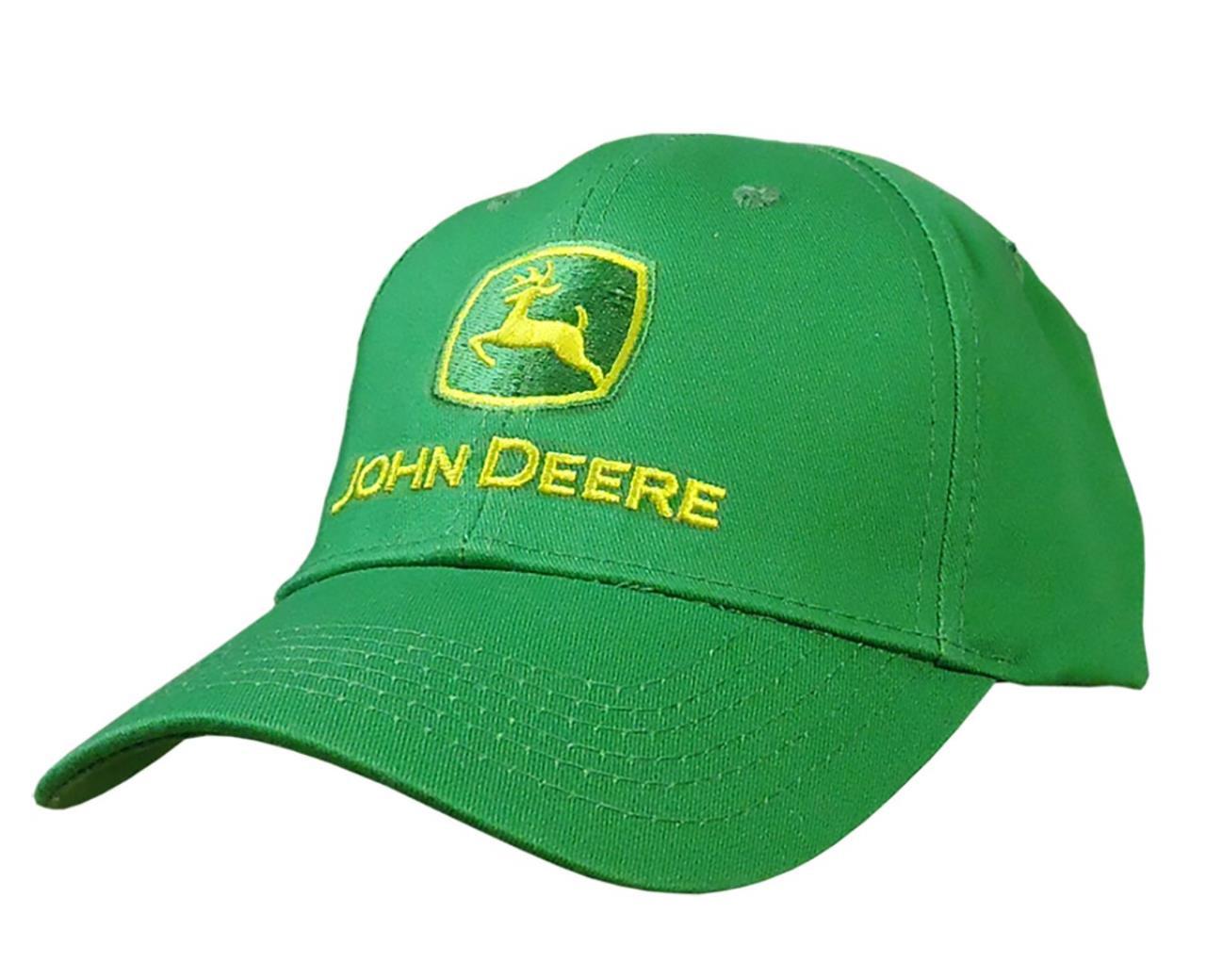 John Deere børne kasket grøn