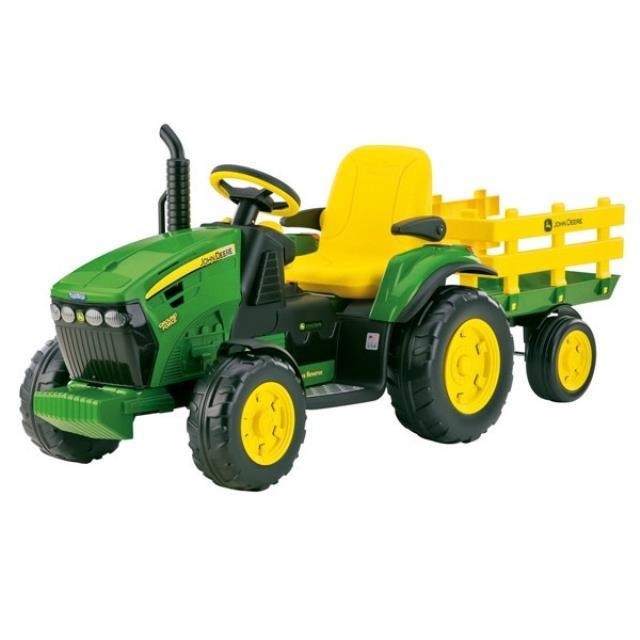 John Deere el traktor m vogn - Groundforce