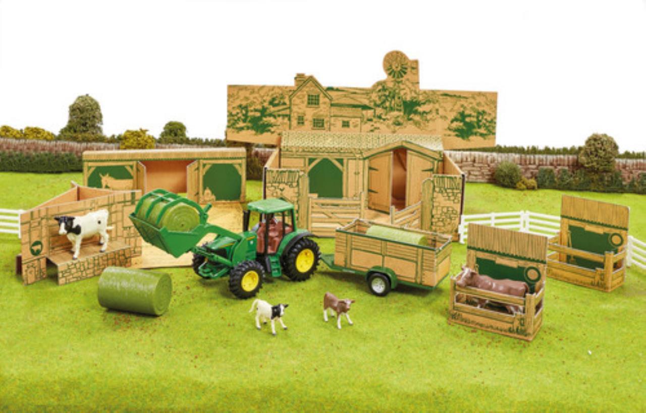 John Deere - Byg en Farm
