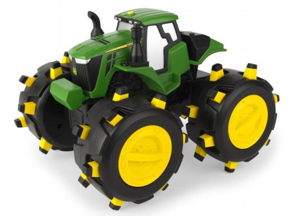 John Deere Monster Traktor med pigdæk