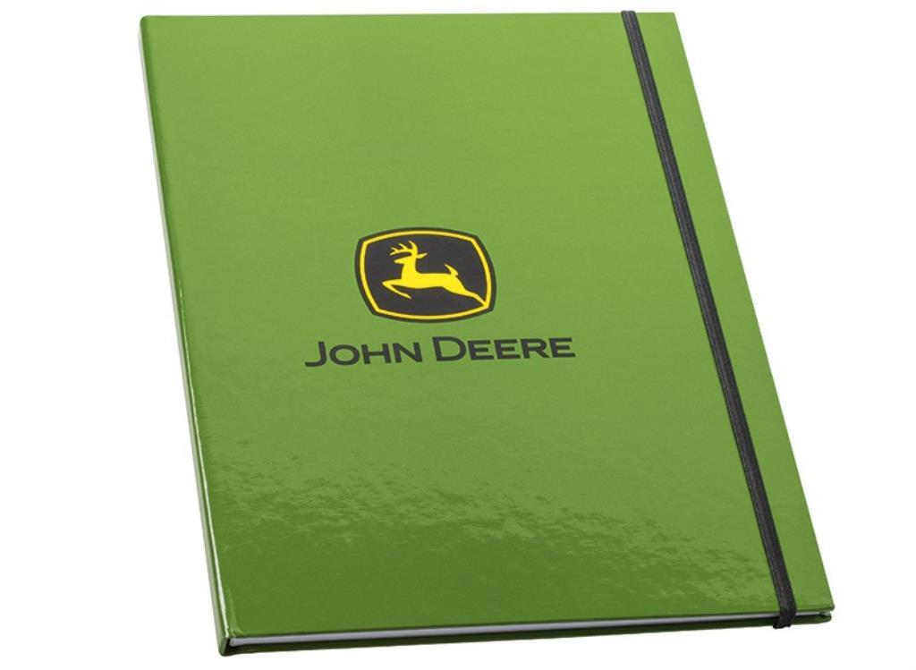 John Deere A4 notesblok
