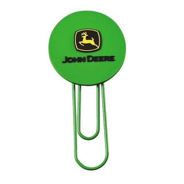 John Deere bogmærke