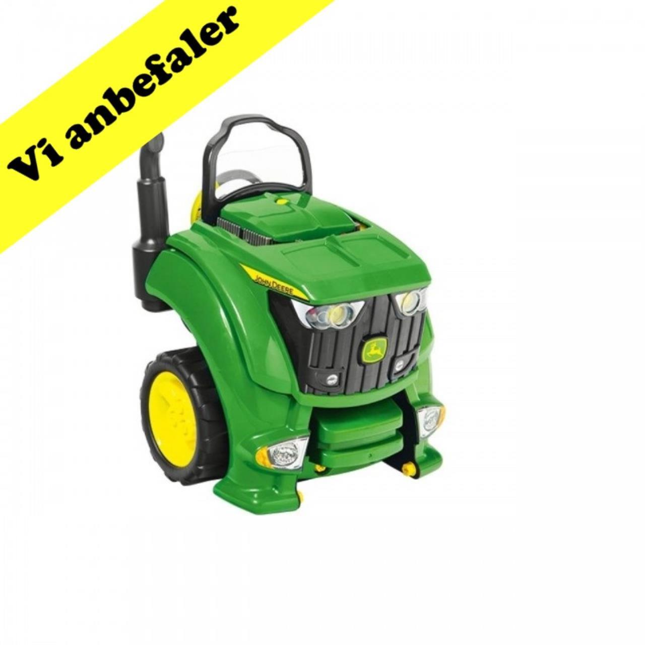 John Deere traktor værksted