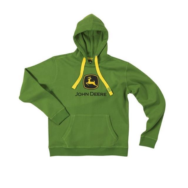 John Deere sweat shirt - Grøn