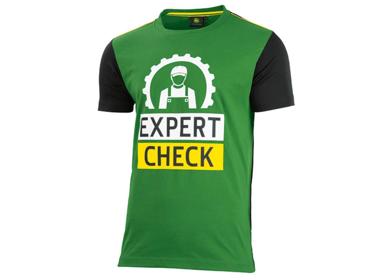 Expert Check T-shirt