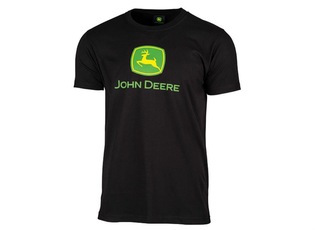 John Deere T-shirt Basic Sort