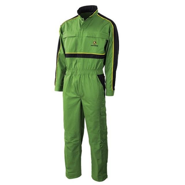 John Deere kedeldragt - Grøn