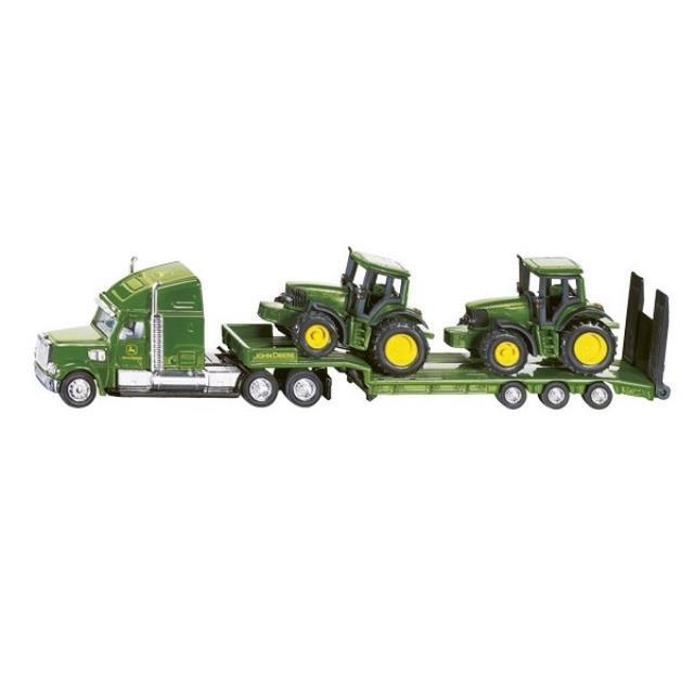 John Deere Lastbil med 6920 Traktor