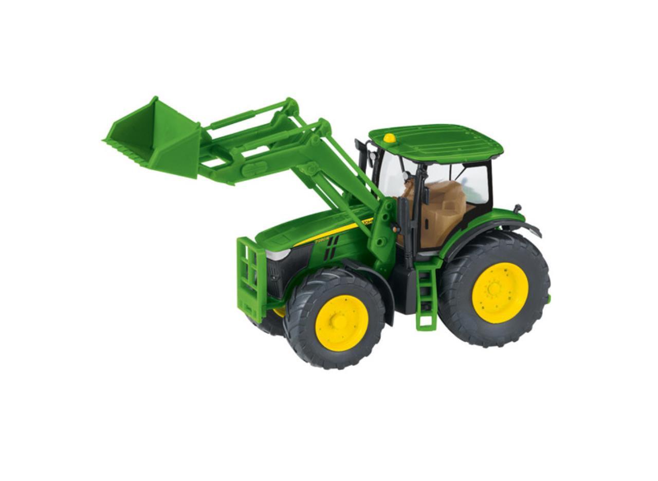 7280R Traktor med Frontlæsser