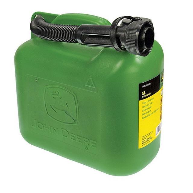 John Deere benzindunk 5 ltr