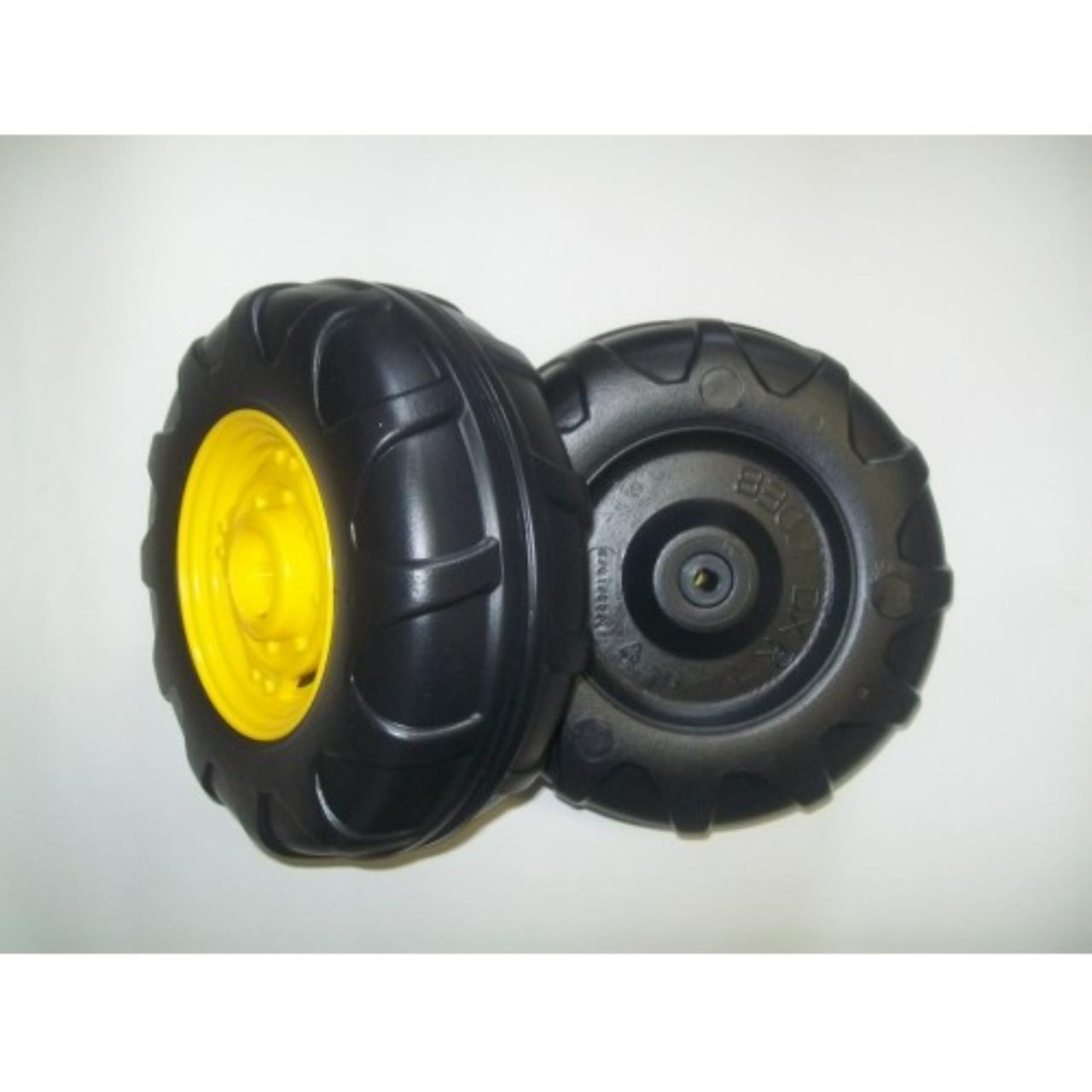 Baghjul t/JD Powerpull Højre