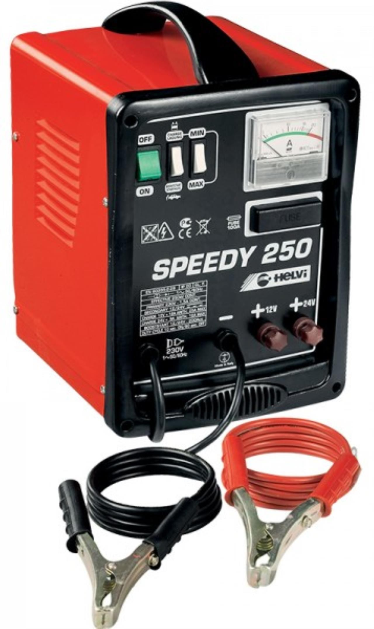 Batterilader Speedy 250 m/star