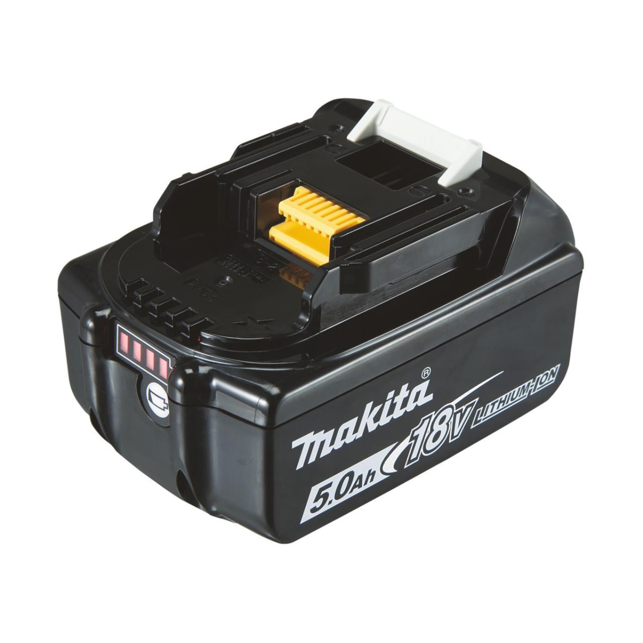 Makita batteri 5Amp 18v. BL1850